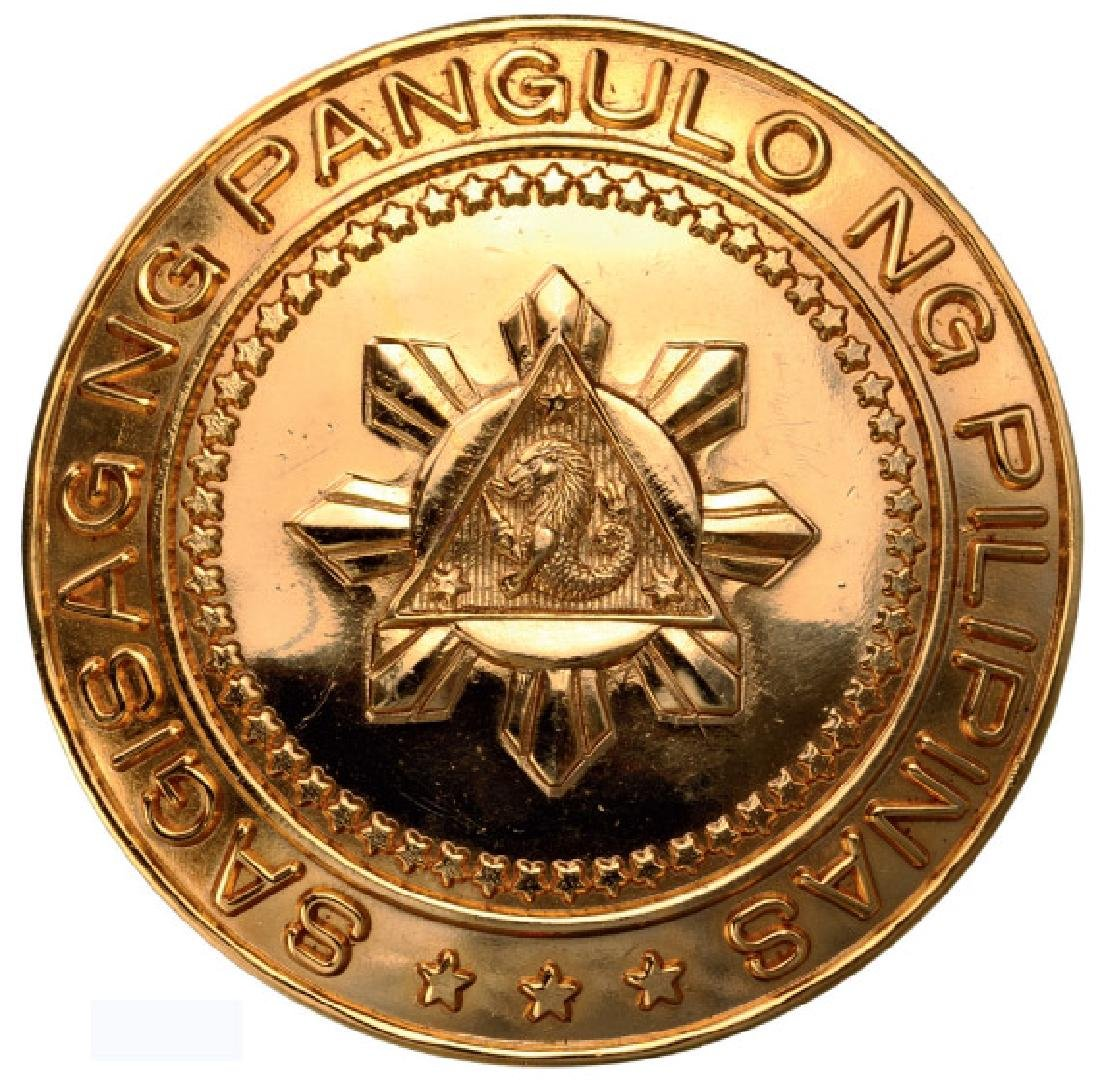 SEAL OF THE PRESIDENT OF THE PHILIPPINES (SAGISAG NG