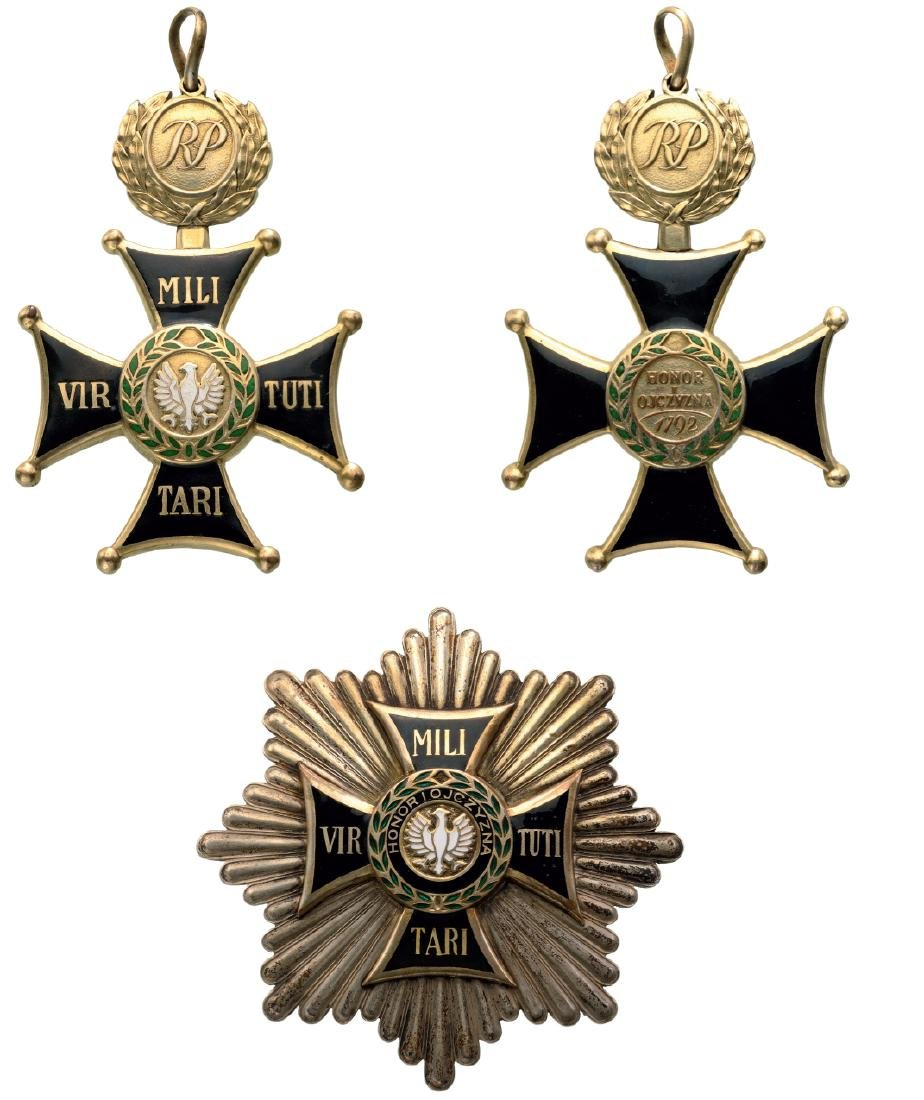 ORDER OF VIRTUTI MILITARI