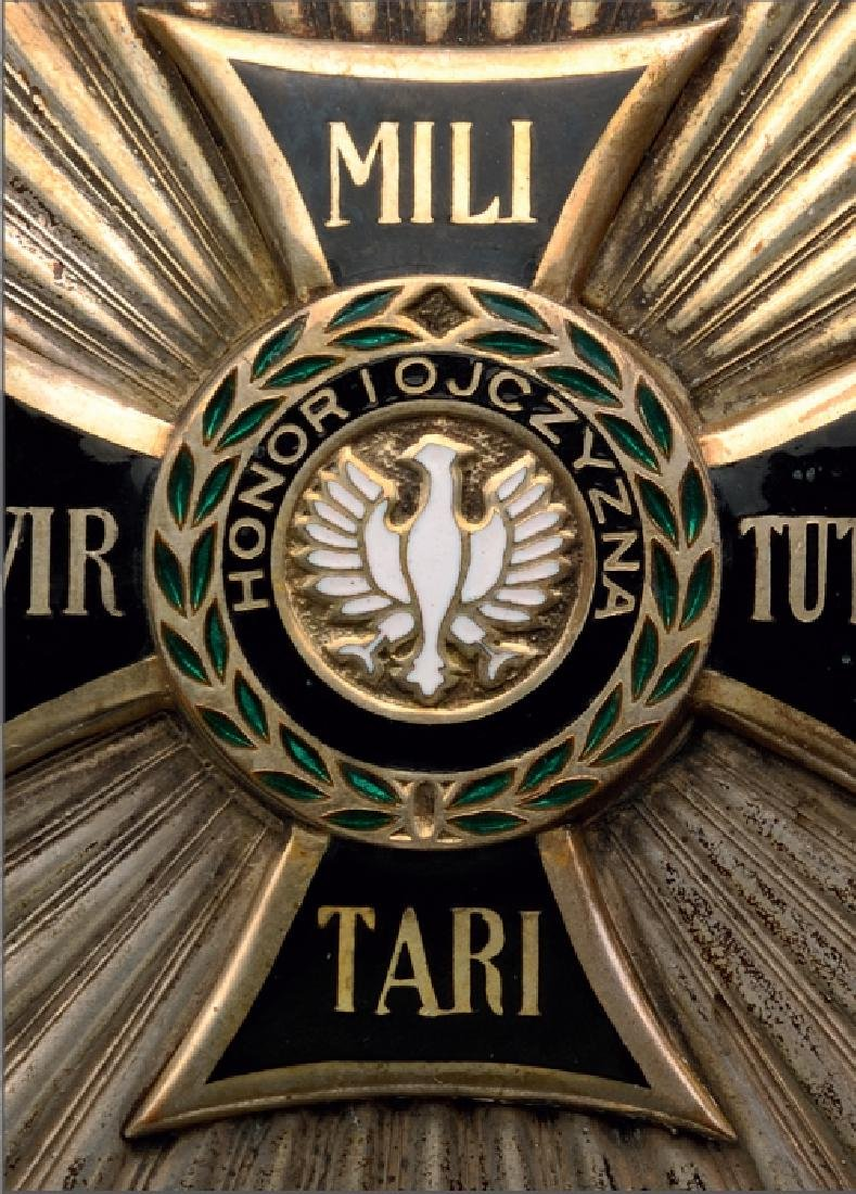 ORDER OF VIRTUTI MILITARI - 2