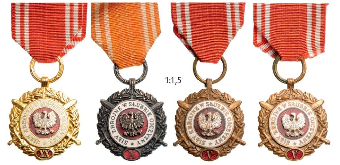 Long Service Medal
