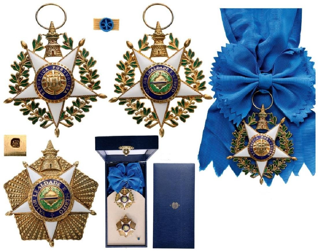 MILITARY ORDER OF THE TOWER AND SWORD