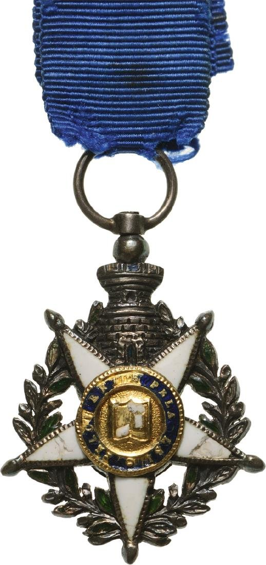 MILITARY ORDER OF THE TOWER AND SWORD, KINGDOM
