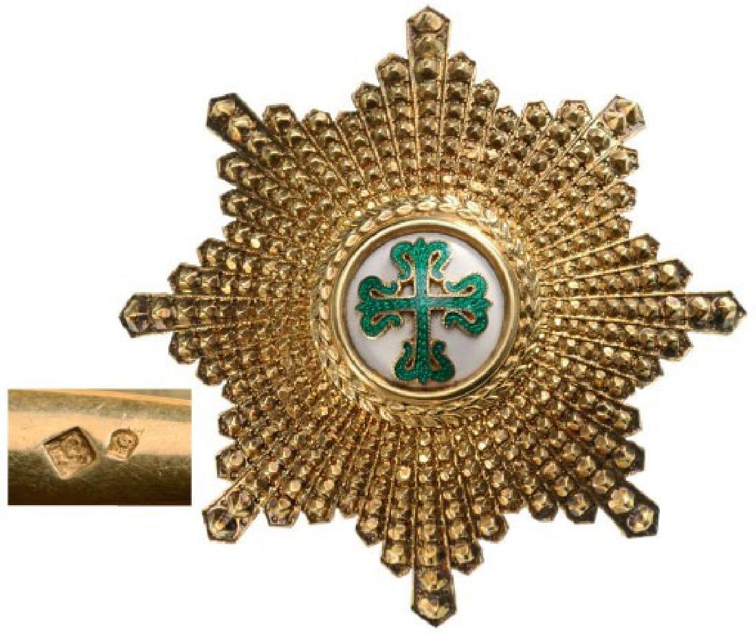 ORDER OF BENOIT D'AVIZ