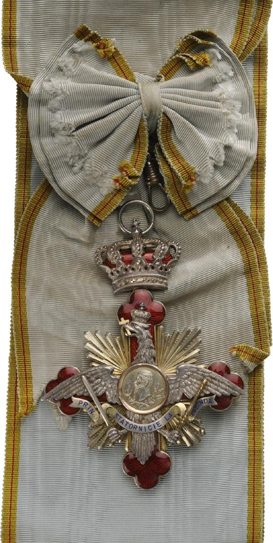 ORDER OF CAROL I, 1906