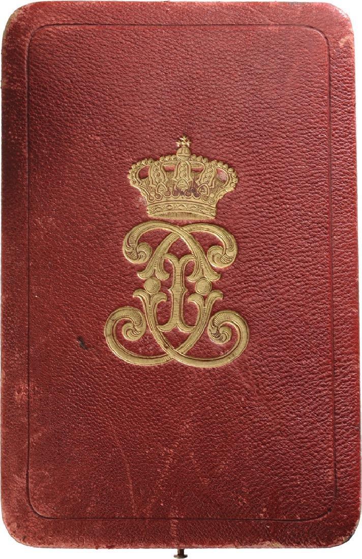 ORDER OF CAROL I, 1906 - 2