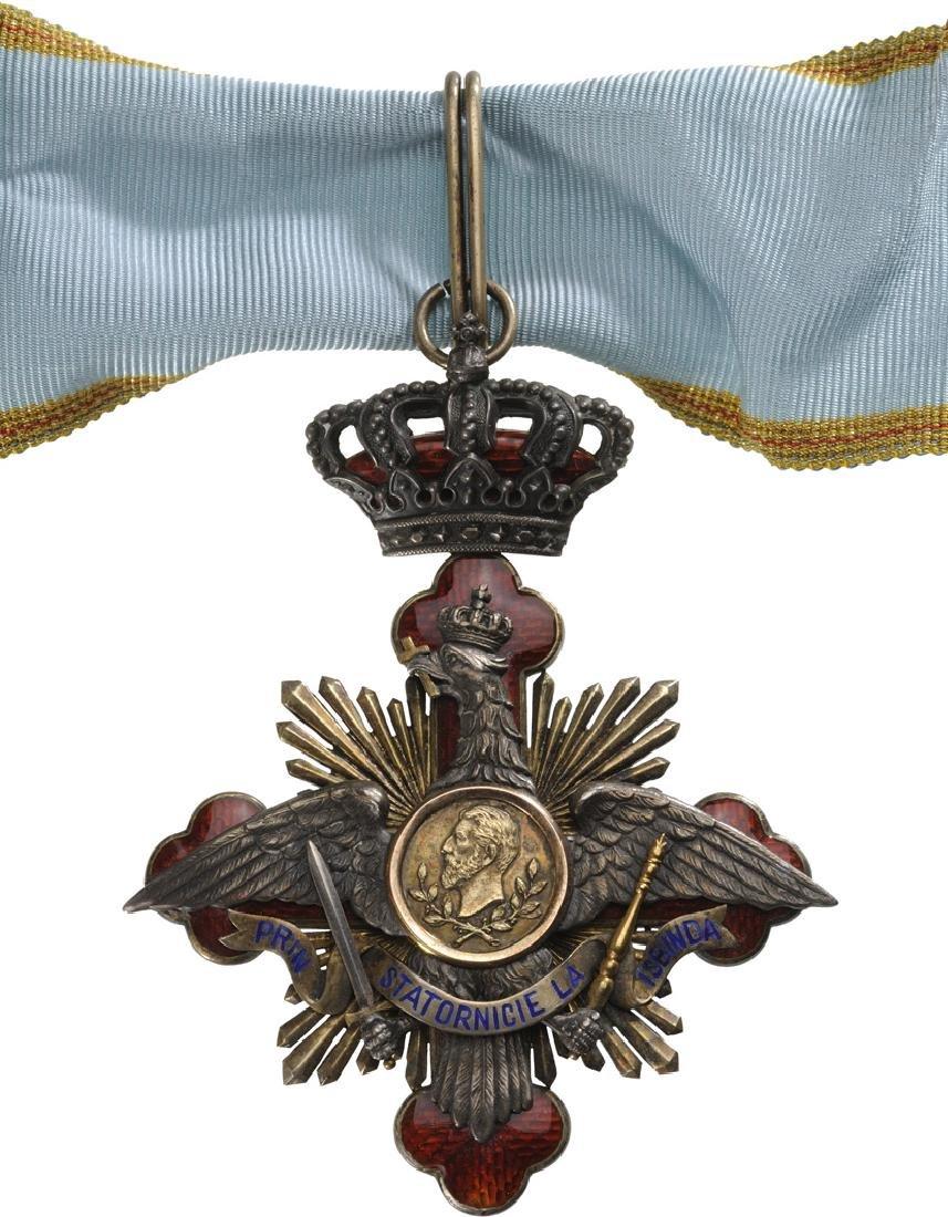 ORDER OF CAROL I, 1906 - 3
