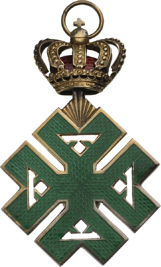 ORDER OF FERDINAND, intituted in 1929 - 2