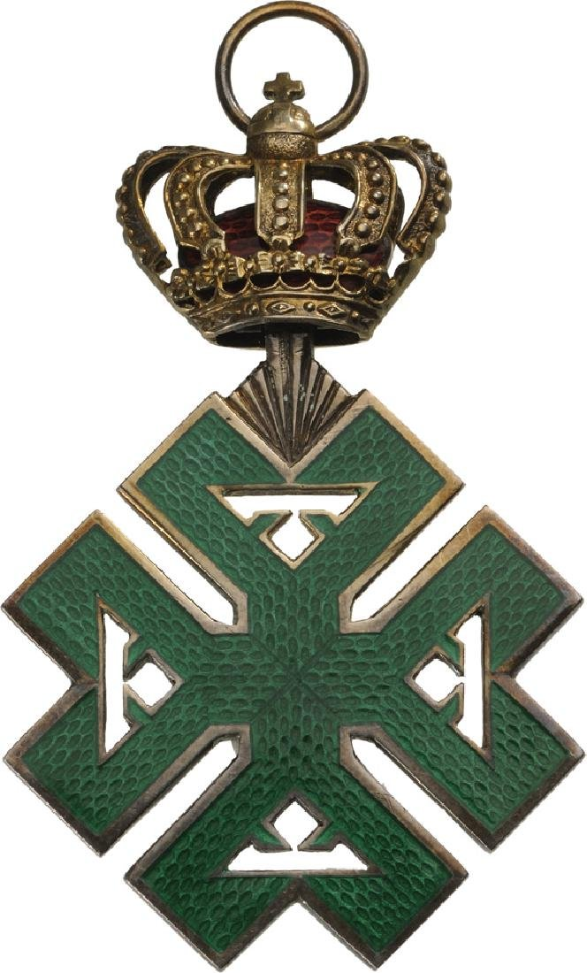 ORDER OF FERDINAND, intituted in 1929 - 3
