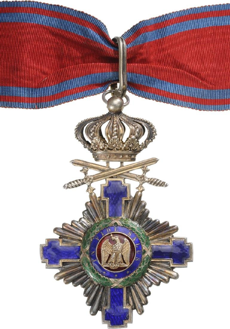 ORDER OF THE STAR OF ROMANIA, 1864