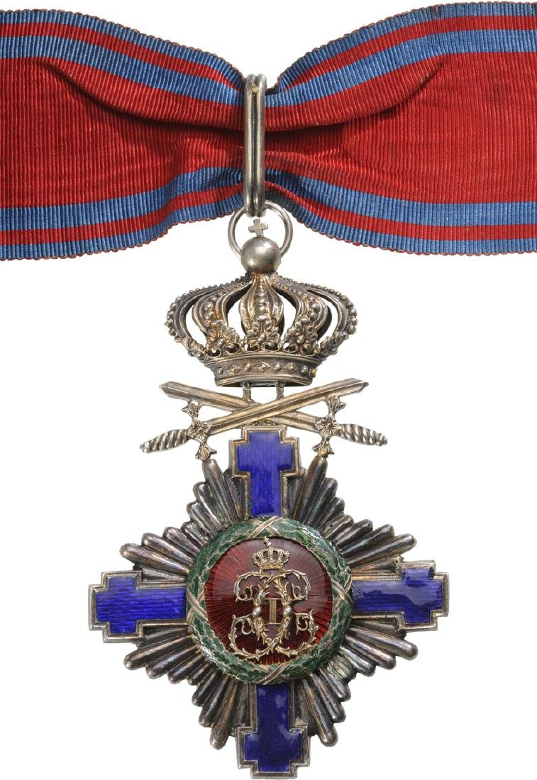 ORDER OF THE STAR OF ROMANIA, 1864 - 2