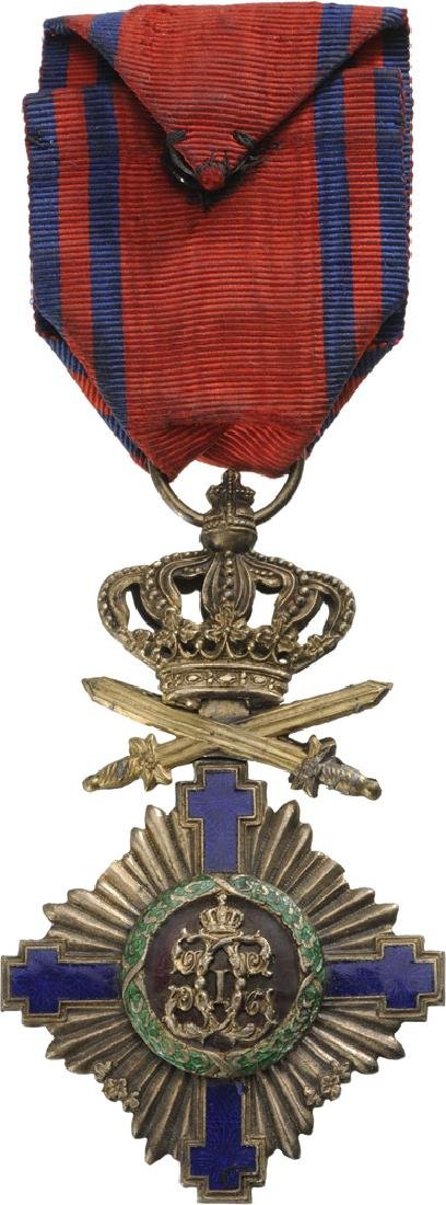 ORDER OF THE STAR OF ROMANIA, 1866 - 2