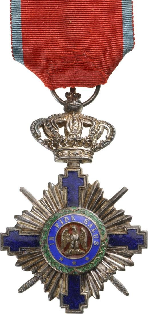 ORDER OF THE STAR OF ROMANIA, 1866 - 3