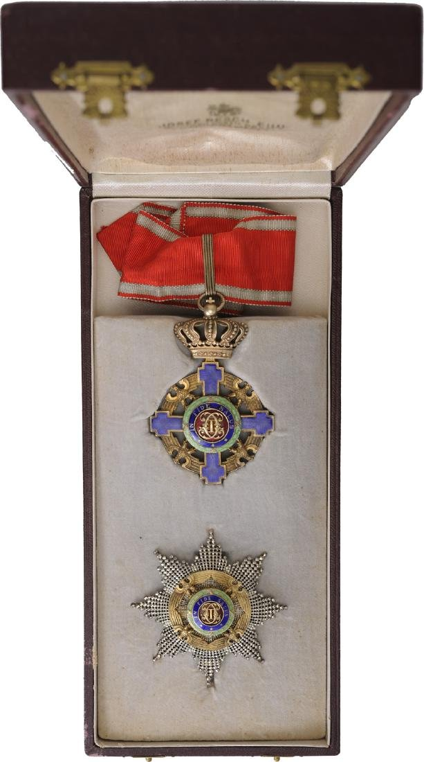 ORDER OF THE STAR OF ROMANIA, 1867