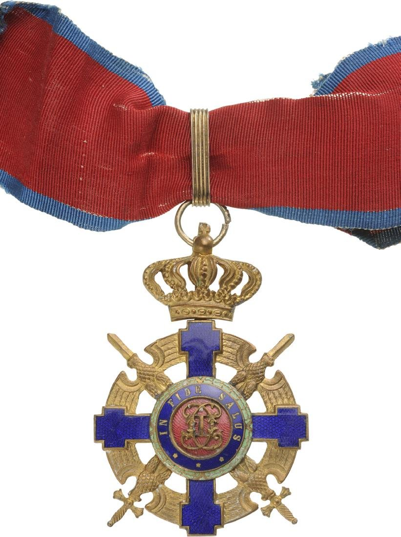 ORDER OF THE STAR OF ROMANIA, 1869