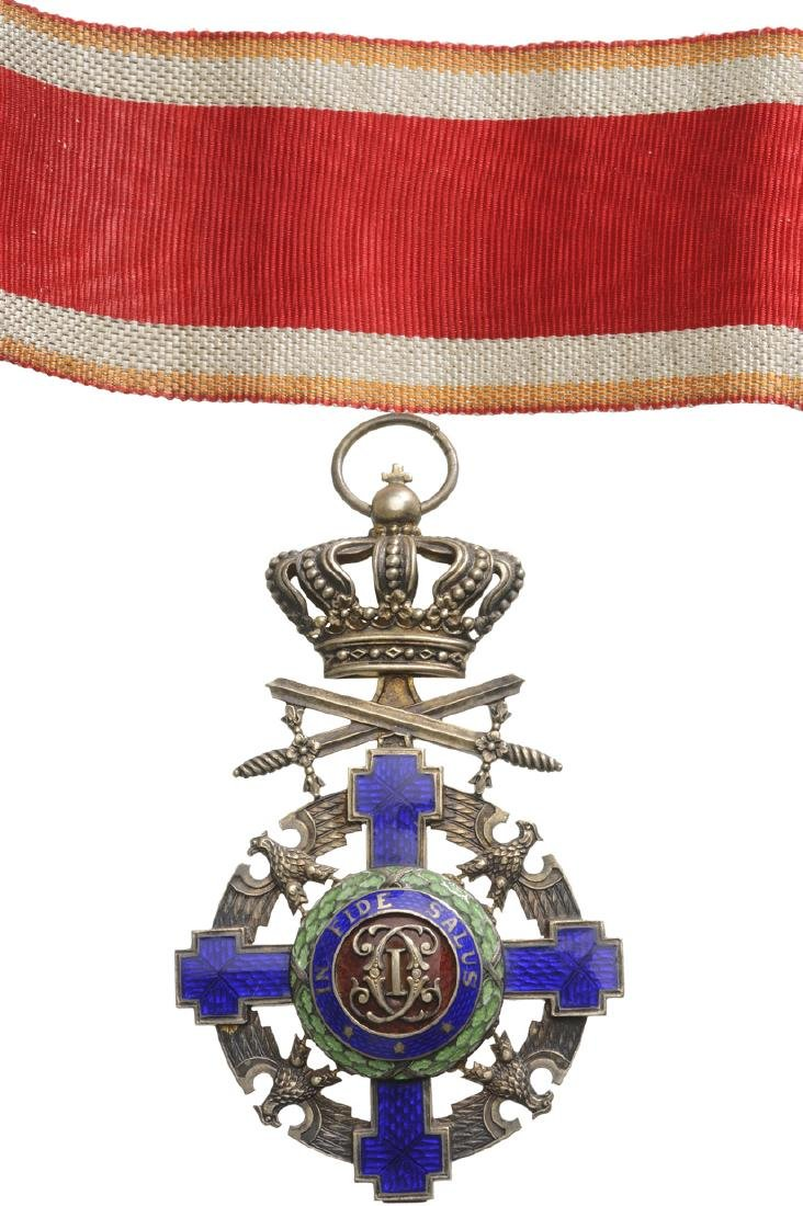 ORDER OF THE STAR OF ROMANIA, 1868