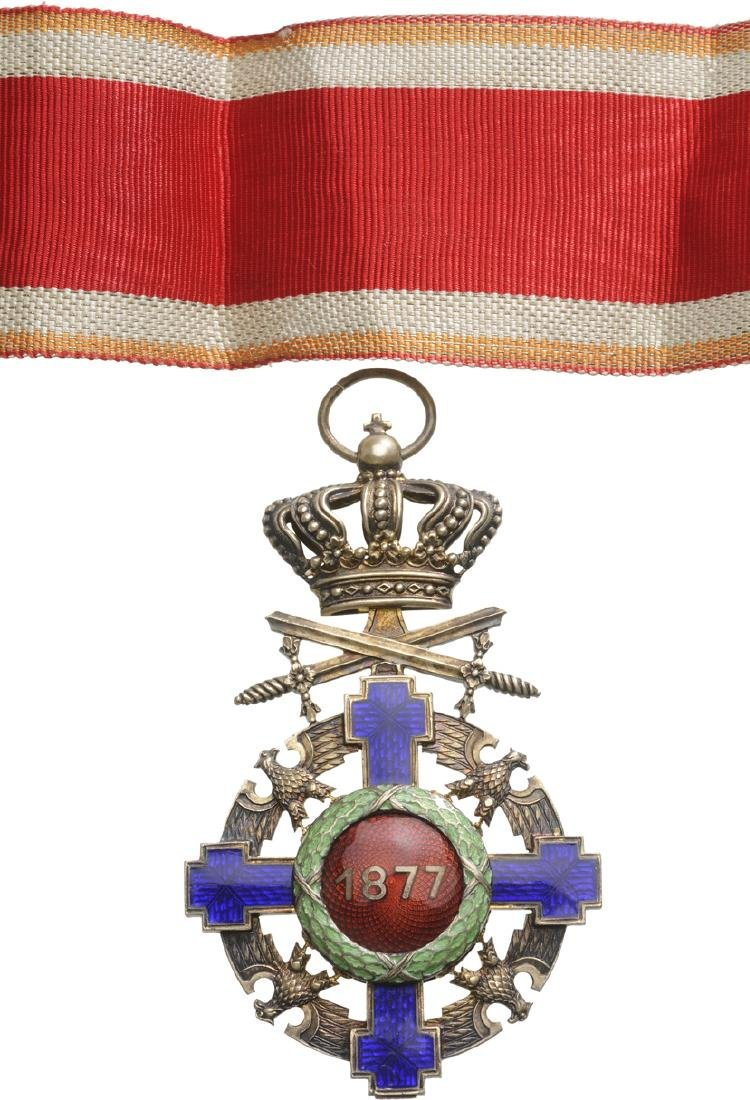 ORDER OF THE STAR OF ROMANIA, 1868 - 2