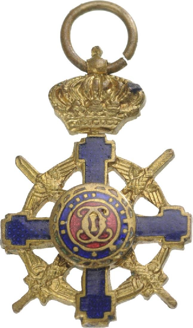 ORDER OF THE STAR OF ROMANIA, 1875