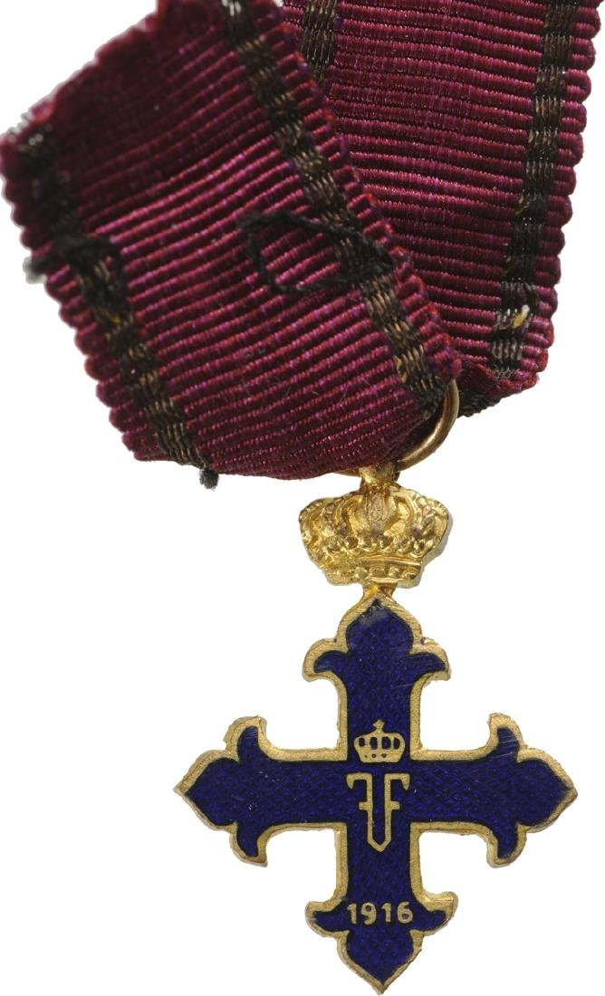 ORDER OF MICHAEL THE BRAVE, 1916