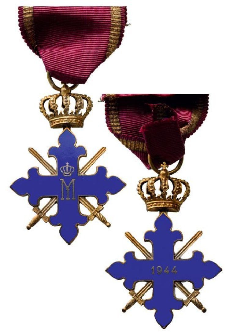 ORDER OF MICHAEL THE BRAVE, 1944