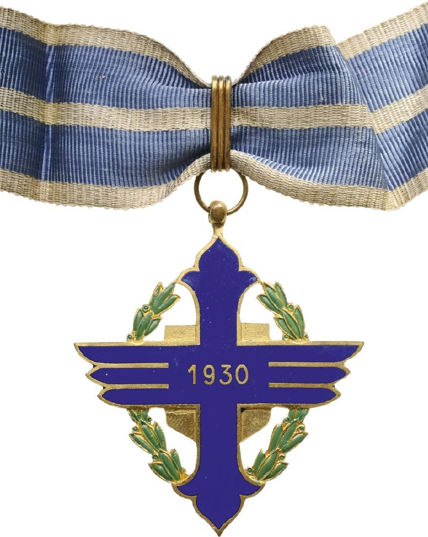 ORDER OF THE AERONAUTICAL VIRTUE, 1930 - 2
