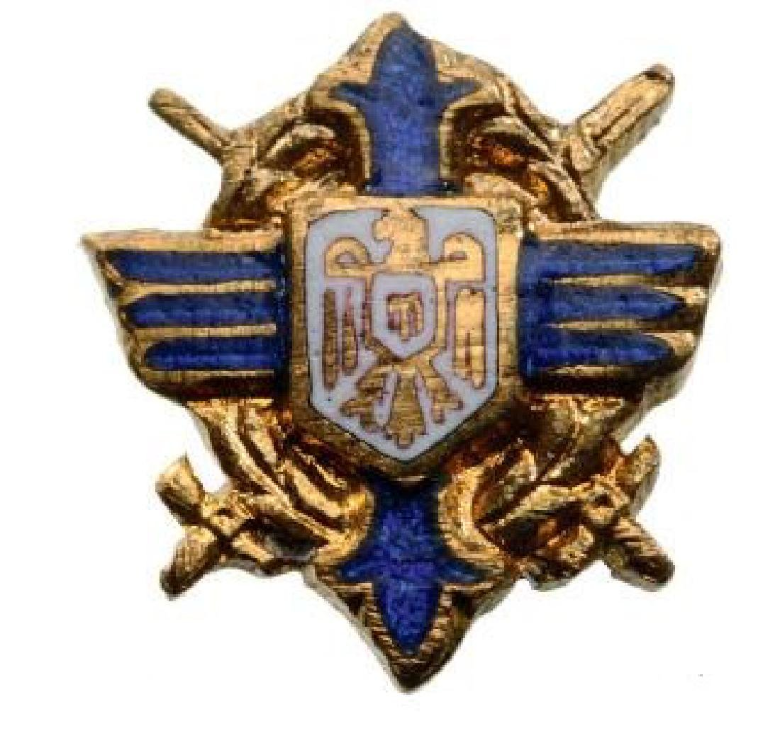 ORDER OF THE AERONAUTICAL VIRTUE, 1930