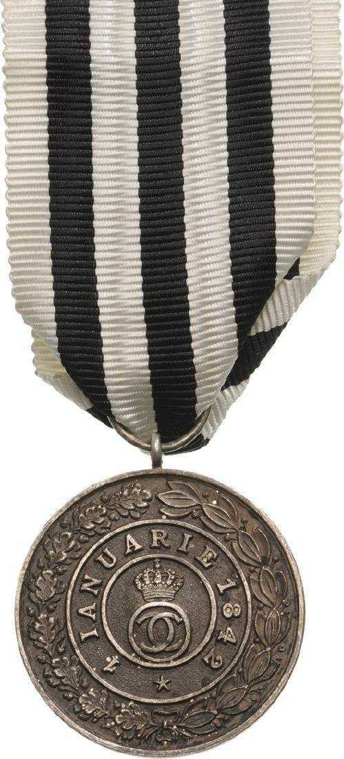 Medal of The Royal House, instituted in 1935.