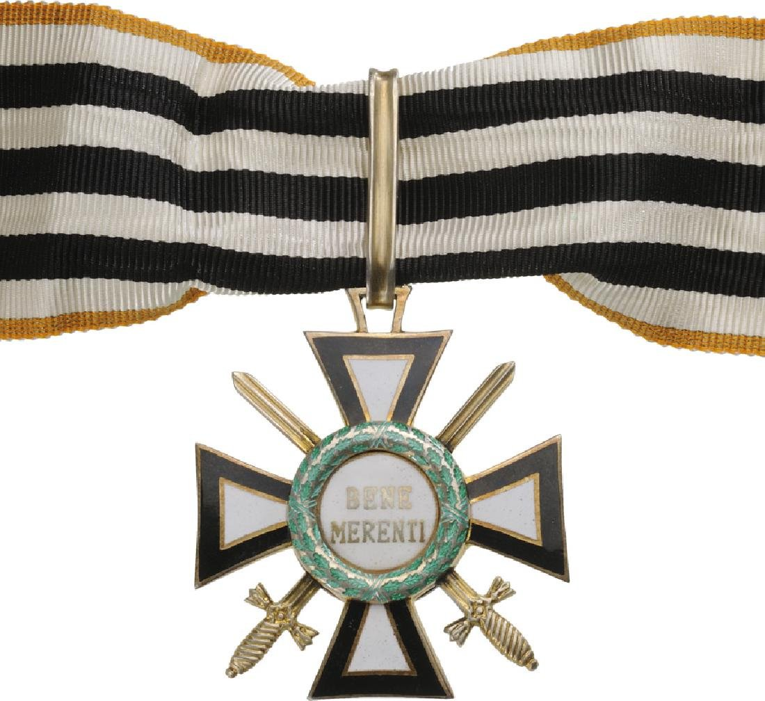 Bene Merenti Order of the Royal House (1937)