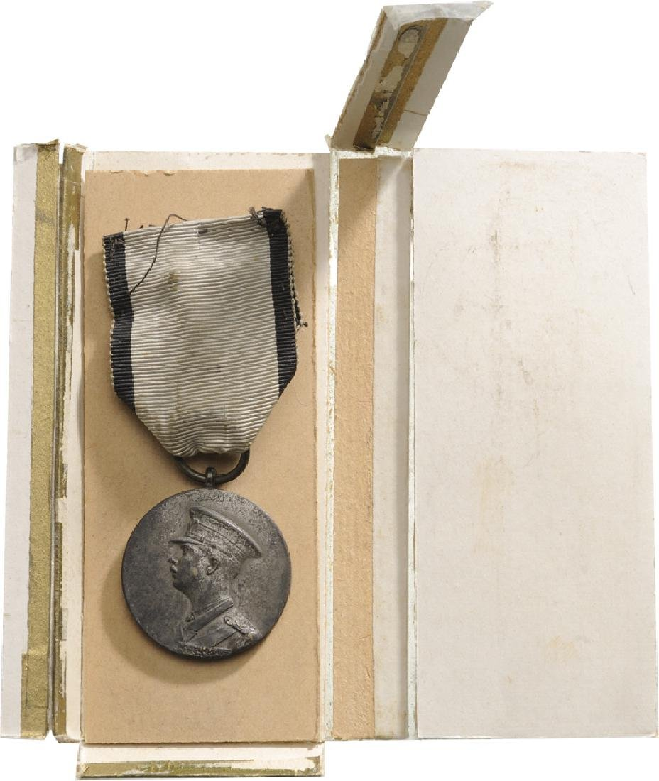 MEDAL OF CULTURAL MERIT, 1st Model, 2nd Class,