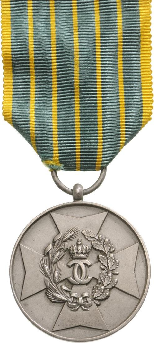 Medal of Agricultural Merit, 1st Model, 2nd Class,