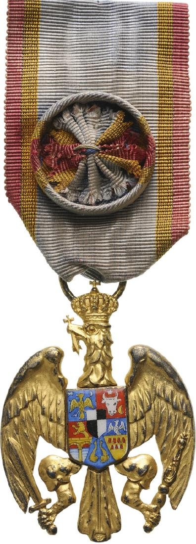 HONOR BADGE OF THE ROMANIAN EAGLE