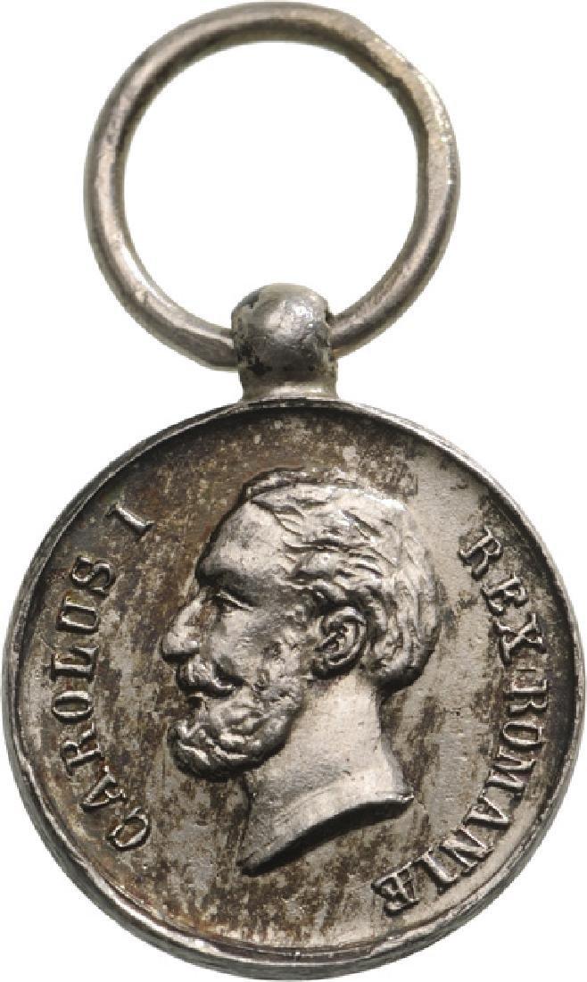 "Bene Merenti Medal Miniature, 2nd Model ""Rex"", 2nd"