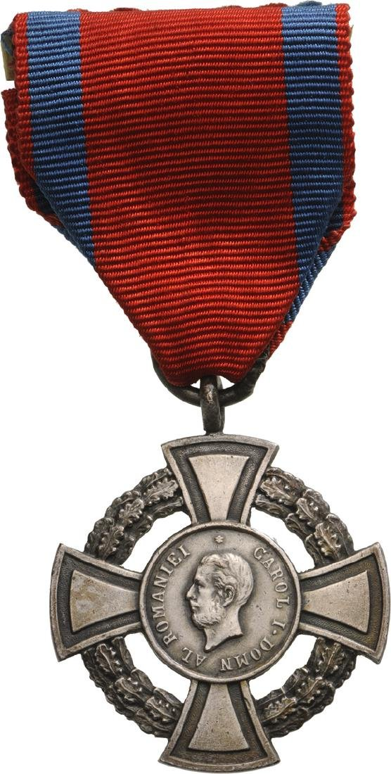 The Military Virtue Cross, 2nd Class, 1880