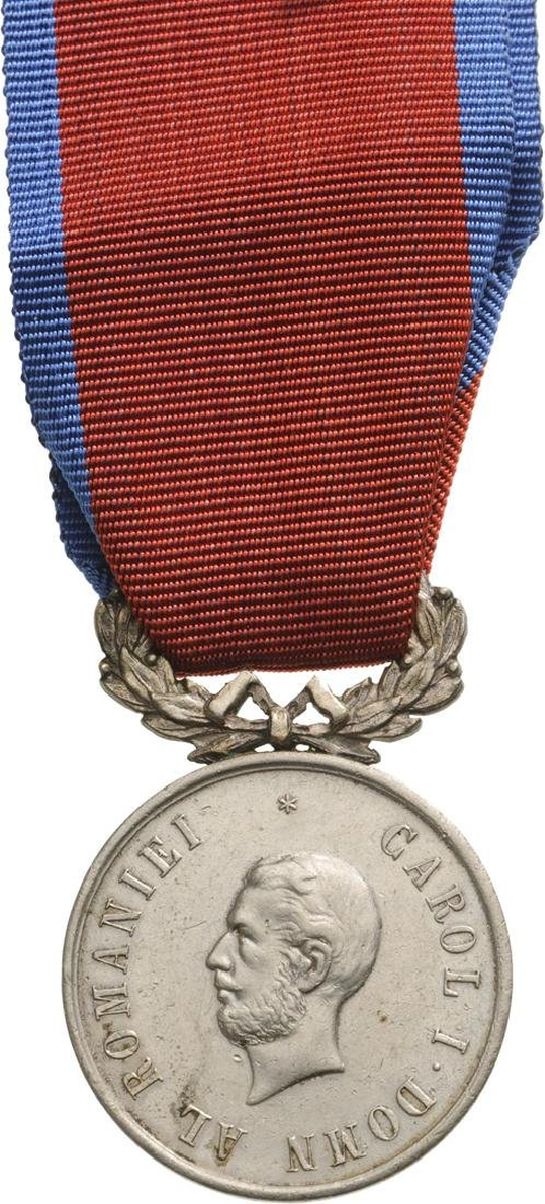 Military Virtue Medal, 2nd Class, 1872