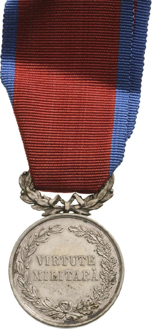 Military Virtue Medal, 2nd Class, 1872 - 2