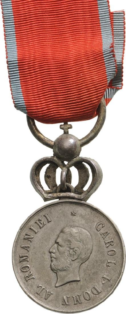 The Military Virtue Medal, 2nd Class, 1872