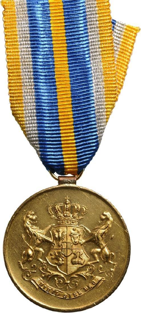 Medal of Faithfull Service, 1st Type, Civil, 1st Class,