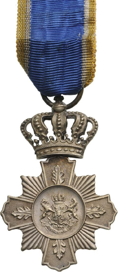 Cross of Faithfull Service, 1st Type, Civil, 2nd Class,