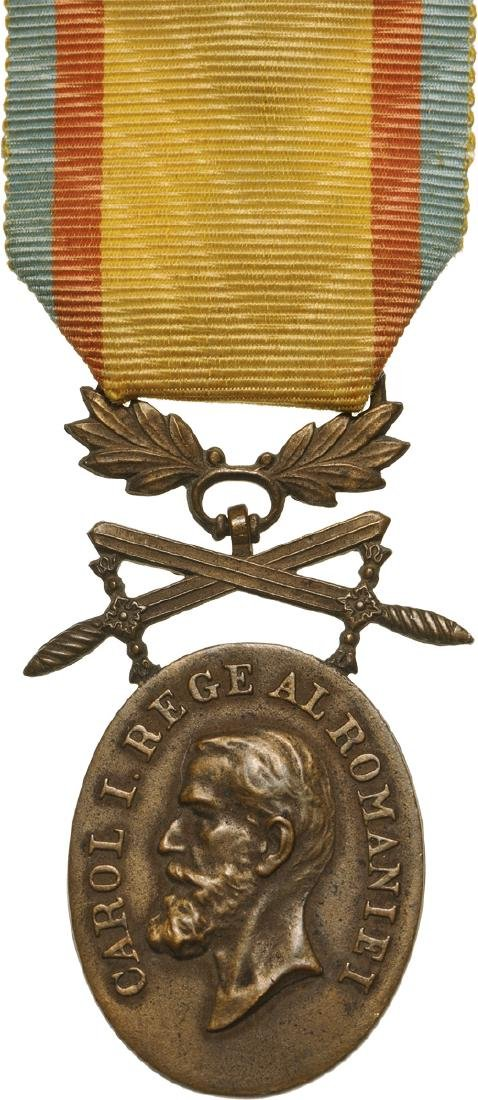 Manhood and Loyalty Medal, 3rd Class, Military