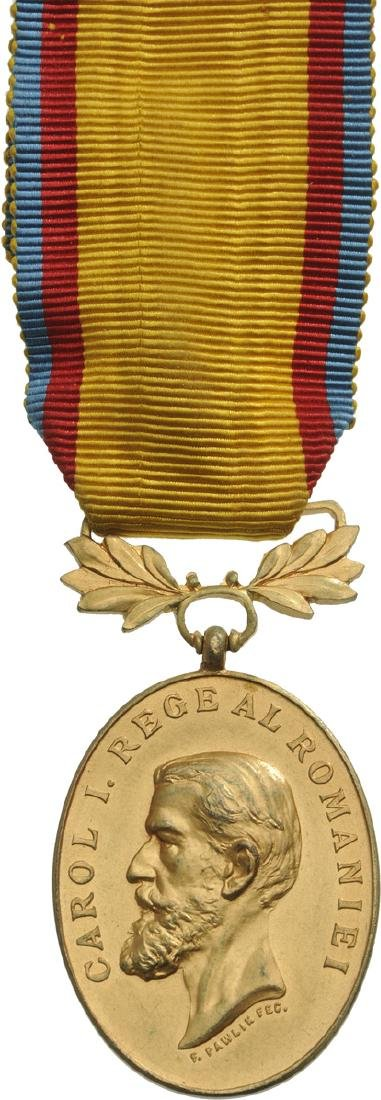 Manhood and Loyalty Medal, Civil, 1st Class, instituted