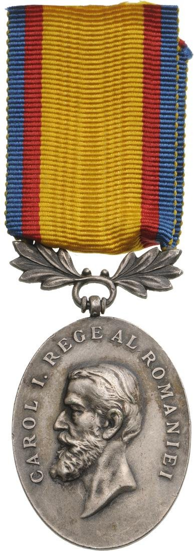 Manhood and Loyalty Medal, Civil, 2nd Class, instituted