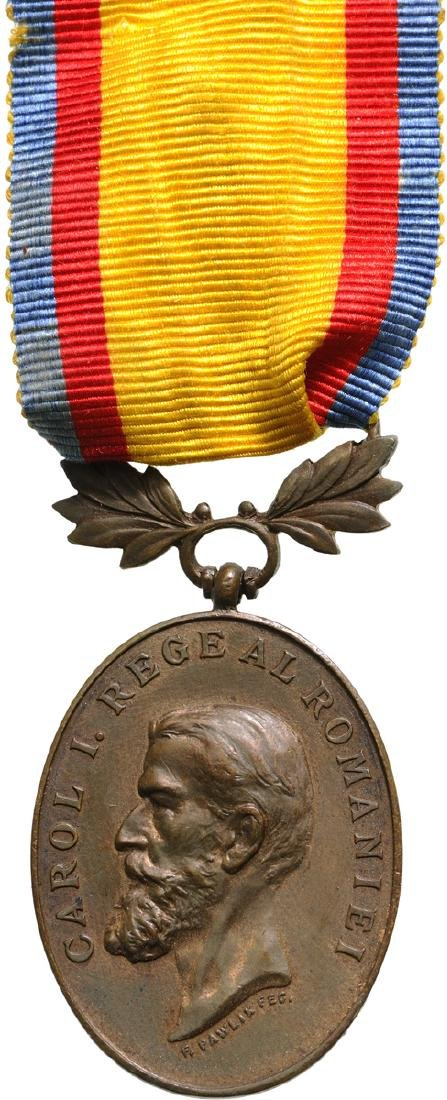 Manhood and Loyalty Medal, Civil, 3rd Class, instituted