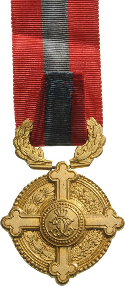 Medal of Merit of Work for the Church, 2nd Model - 2