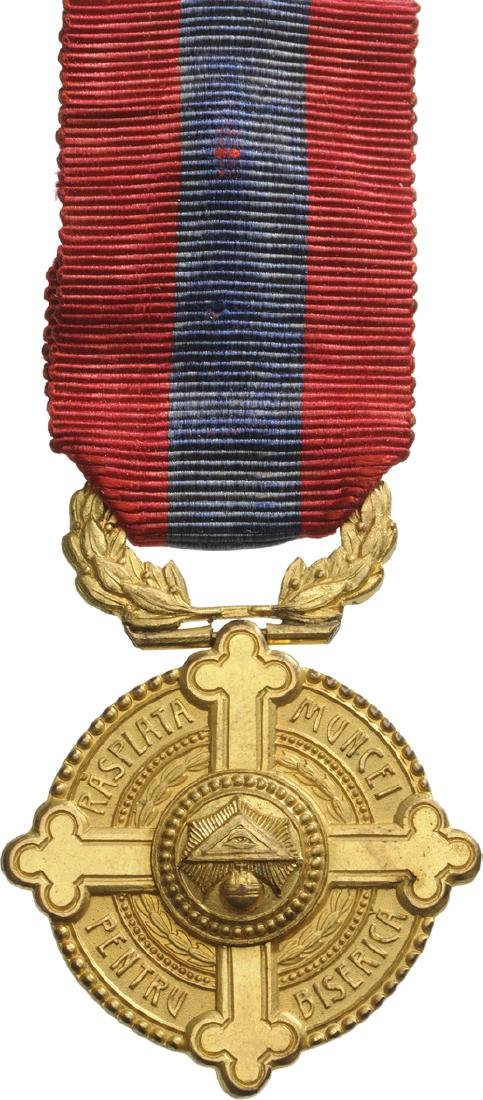 Medal of Merit of Work for the Church, 2nd Model