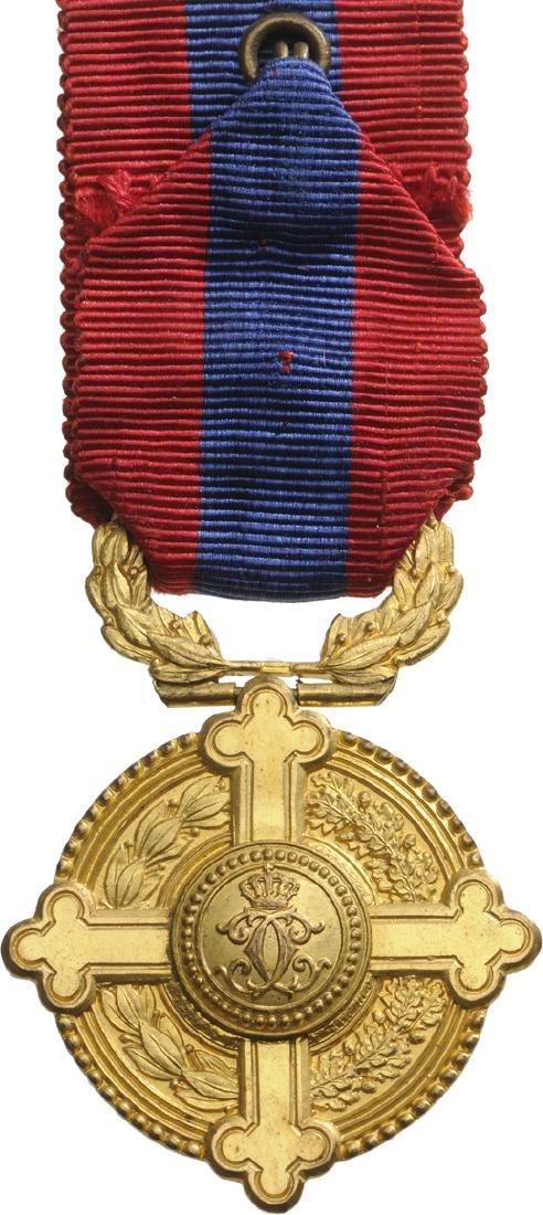 Medal of Merit of Work for the Church, 2nd Model - 2