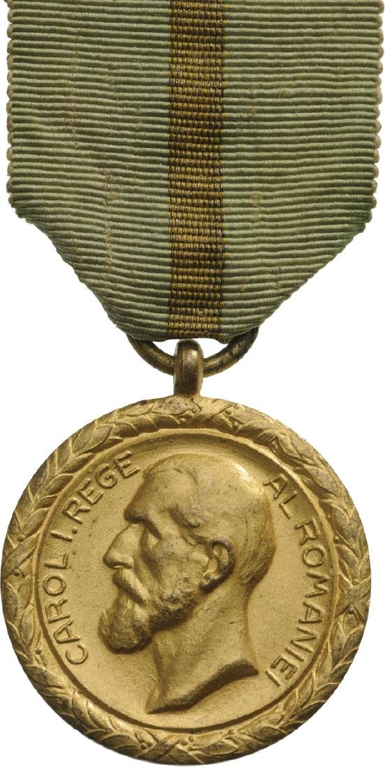The Commercial and Industrial Merit Medal, 1st Class, - 3