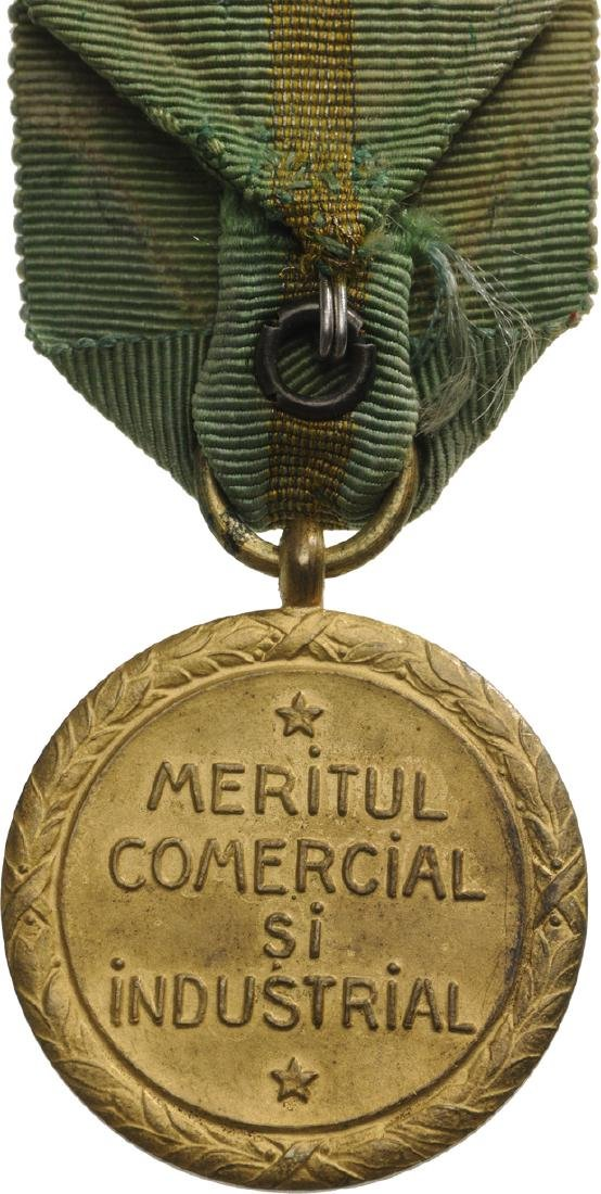 The Commercial and Industrial Merit Medal, 1st Class, - 4