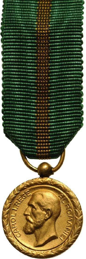 The Commercial and Industrial Merit Medal, 1st Class