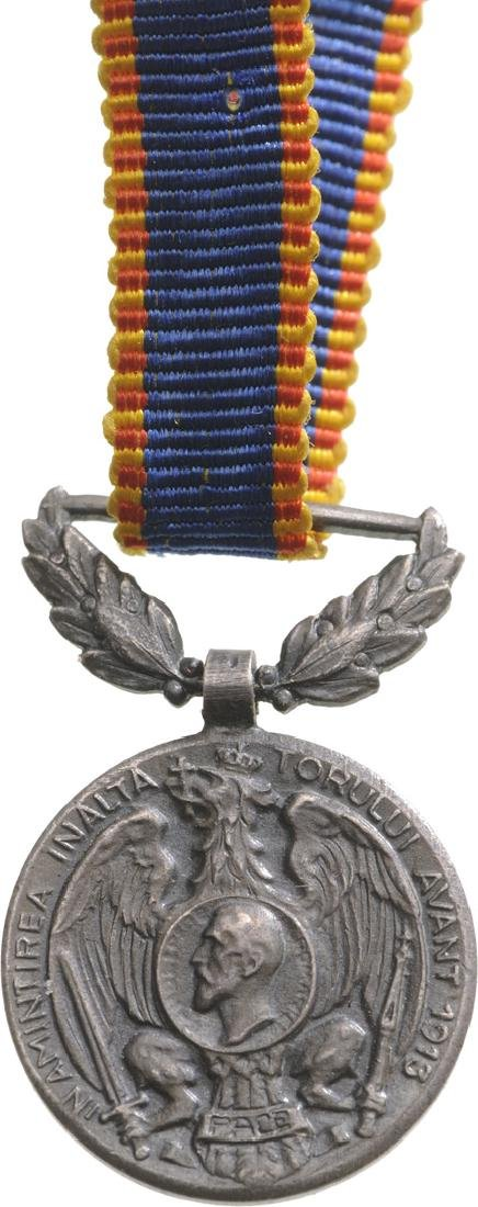 Country 's Upsurge Medal Miniature, 1913