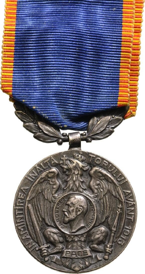Country 's Upsurge Medal, 1913