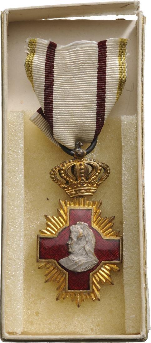 Sanitary Merit Medal, 1st Class, 1913